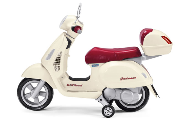 Vespa 12V Scopter for kids by Peg-Perego