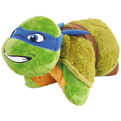 "Pillow Pets - Donatello18"" Ninja Turtles Pillow"
